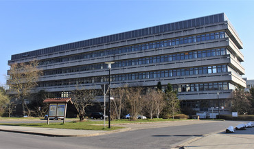 the building of the department of medical bioinformatics